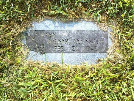 SMITH, DELBERT LEE - Nowata County, Oklahoma   DELBERT LEE SMITH - Oklahoma Gravestone Photos