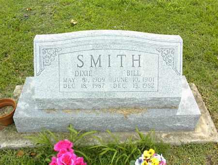 SMITH, BILL - Nowata County, Oklahoma | BILL SMITH - Oklahoma Gravestone Photos