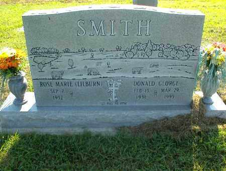 SMITH, DONALD GEORGE - Nowata County, Oklahoma | DONALD GEORGE SMITH - Oklahoma Gravestone Photos