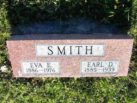 SMITH, EARL D. - Nowata County, Oklahoma | EARL D. SMITH - Oklahoma Gravestone Photos
