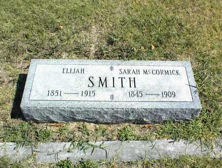 SMITH, ELIJAH - Nowata County, Oklahoma | ELIJAH SMITH - Oklahoma Gravestone Photos