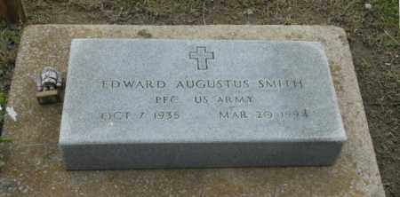 SMITH, EDWARD AUGUSTUS - Nowata County, Oklahoma | EDWARD AUGUSTUS SMITH - Oklahoma Gravestone Photos