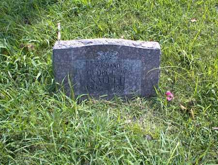 SMITH, GEORGE W. - Nowata County, Oklahoma | GEORGE W. SMITH - Oklahoma Gravestone Photos