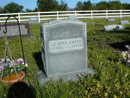 SMITH, GLADYS - Nowata County, Oklahoma | GLADYS SMITH - Oklahoma Gravestone Photos