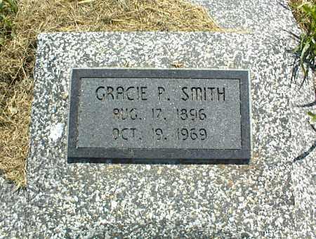 SMITH, GRACIE P. - Nowata County, Oklahoma | GRACIE P. SMITH - Oklahoma Gravestone Photos