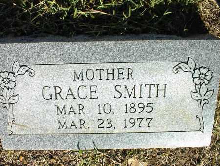 SMITH, GRACE - Nowata County, Oklahoma   GRACE SMITH - Oklahoma Gravestone Photos