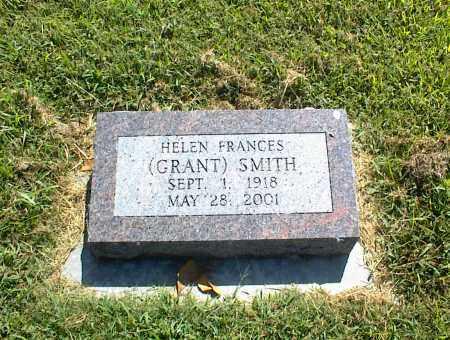 SMITH, HELEN FRANCES - Nowata County, Oklahoma | HELEN FRANCES SMITH - Oklahoma Gravestone Photos