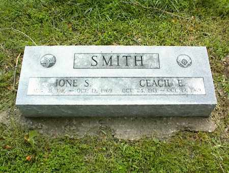 SMITH, CEACIL E. - Nowata County, Oklahoma | CEACIL E. SMITH - Oklahoma Gravestone Photos