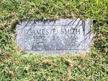 SMITH, JAMES E. - Nowata County, Oklahoma | JAMES E. SMITH - Oklahoma Gravestone Photos