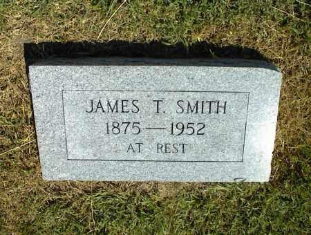 SMITH, JAMES T. - Nowata County, Oklahoma   JAMES T. SMITH - Oklahoma Gravestone Photos