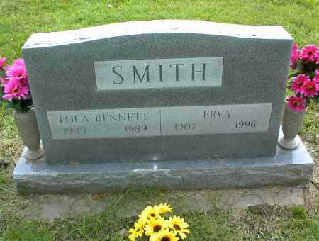 BENNETT SMITH, LOLA - Nowata County, Oklahoma | LOLA BENNETT SMITH - Oklahoma Gravestone Photos