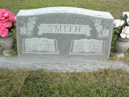 SMITH, ELLIS MAYNARD - Nowata County, Oklahoma | ELLIS MAYNARD SMITH - Oklahoma Gravestone Photos