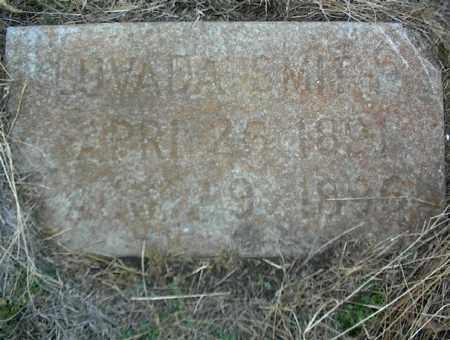 SMITH, LUVADA - Nowata County, Oklahoma   LUVADA SMITH - Oklahoma Gravestone Photos