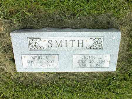 SMITH, MERL V. - Nowata County, Oklahoma | MERL V. SMITH - Oklahoma Gravestone Photos