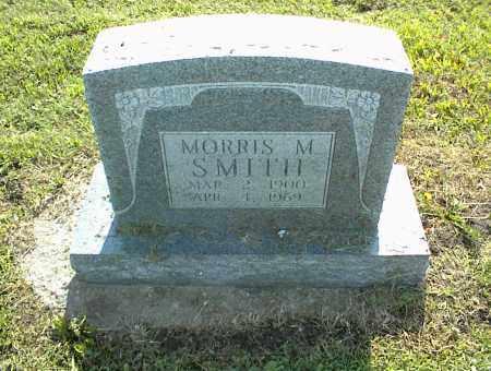 SMITH, MORRIS M. - Nowata County, Oklahoma | MORRIS M. SMITH - Oklahoma Gravestone Photos