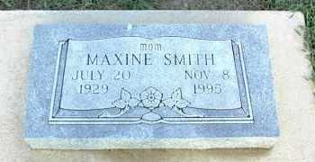 SMITH, MAXINE - Nowata County, Oklahoma | MAXINE SMITH - Oklahoma Gravestone Photos