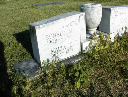 SMITH, RONALD M. - Nowata County, Oklahoma   RONALD M. SMITH - Oklahoma Gravestone Photos