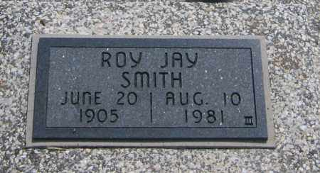 SMITH, ROY JAY - Nowata County, Oklahoma   ROY JAY SMITH - Oklahoma Gravestone Photos