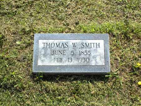 SMITH, THOMAS W. - Nowata County, Oklahoma | THOMAS W. SMITH - Oklahoma Gravestone Photos