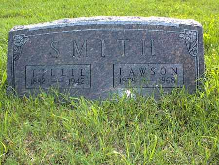 SMITH, TILLIE - Nowata County, Oklahoma | TILLIE SMITH - Oklahoma Gravestone Photos