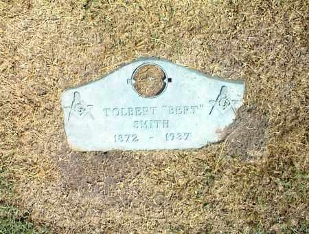 "SMITH, TOLBERT ""BERT"" - Nowata County, Oklahoma   TOLBERT ""BERT"" SMITH - Oklahoma Gravestone Photos"