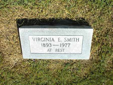 SMITH, VIRGINIA E. - Nowata County, Oklahoma | VIRGINIA E. SMITH - Oklahoma Gravestone Photos