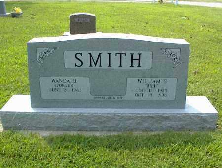 SMITH, WILLIAM G. - Nowata County, Oklahoma | WILLIAM G. SMITH - Oklahoma Gravestone Photos