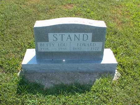 STAND, BETTY LOU - Nowata County, Oklahoma | BETTY LOU STAND - Oklahoma Gravestone Photos