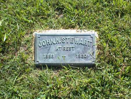 STEWART, JOHN H. - Nowata County, Oklahoma | JOHN H. STEWART - Oklahoma Gravestone Photos