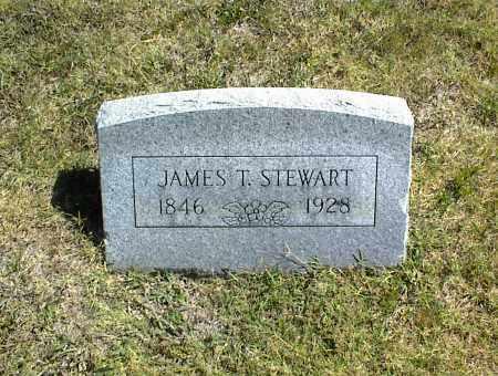 STEWART, JAMES T. - Nowata County, Oklahoma | JAMES T. STEWART - Oklahoma Gravestone Photos