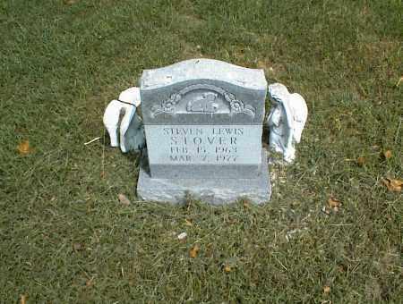 STOVER, STEVEN LEWIS - Nowata County, Oklahoma   STEVEN LEWIS STOVER - Oklahoma Gravestone Photos