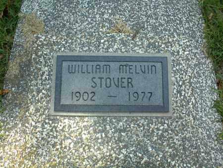 STOVER, WILLIAM MELVIN - Nowata County, Oklahoma | WILLIAM MELVIN STOVER - Oklahoma Gravestone Photos