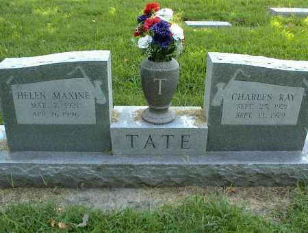 TATE, CHARLES RAY - Nowata County, Oklahoma   CHARLES RAY TATE - Oklahoma Gravestone Photos