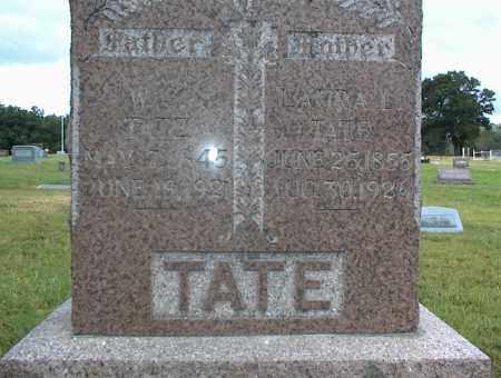 TATE, LAURA L. - Nowata County, Oklahoma | LAURA L. TATE - Oklahoma Gravestone Photos