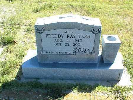 TESH, FREDDY RAY - Nowata County, Oklahoma | FREDDY RAY TESH - Oklahoma Gravestone Photos