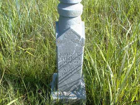 TURNER, JOHNIE E - Nowata County, Oklahoma | JOHNIE E TURNER - Oklahoma Gravestone Photos