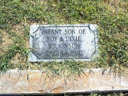 WILKINSON, INFANT SON - Nowata County, Oklahoma | INFANT SON WILKINSON - Oklahoma Gravestone Photos