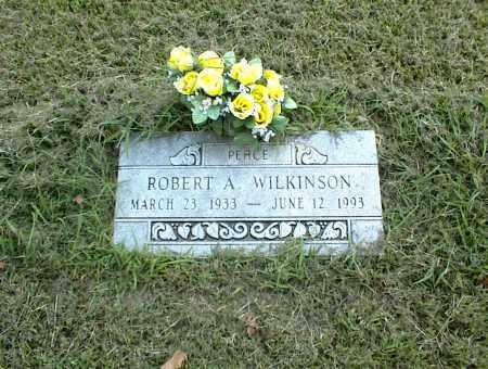 WILKINSON, ROBERT A. - Nowata County, Oklahoma | ROBERT A. WILKINSON - Oklahoma Gravestone Photos