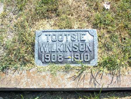 WILKINSON, TOOTSIE - Nowata County, Oklahoma | TOOTSIE WILKINSON - Oklahoma Gravestone Photos