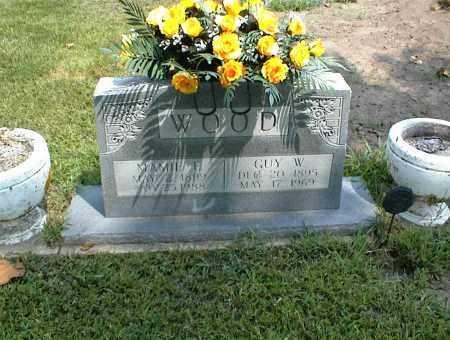 WOOD, MAMIE E. - Nowata County, Oklahoma   MAMIE E. WOOD - Oklahoma Gravestone Photos