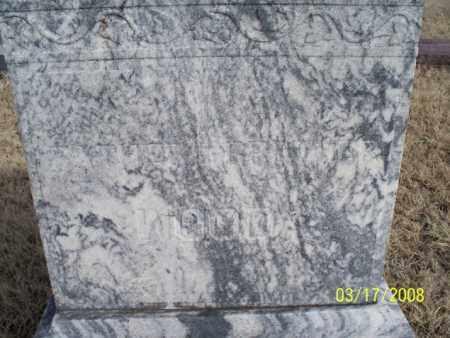 WOOD, UNKNOWN - Nowata County, Oklahoma | UNKNOWN WOOD - Oklahoma Gravestone Photos