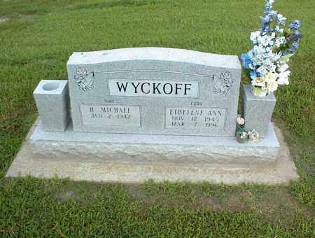 WYCKOFF, ETHELENE ANN - Nowata County, Oklahoma | ETHELENE ANN WYCKOFF - Oklahoma Gravestone Photos