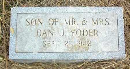 YODER, SON - Nowata County, Oklahoma   SON YODER - Oklahoma Gravestone Photos