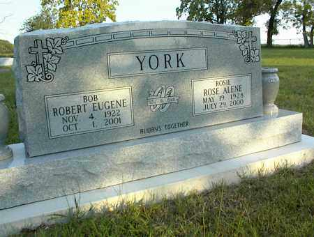 YORK, ROSE ALENE - Nowata County, Oklahoma | ROSE ALENE YORK - Oklahoma Gravestone Photos