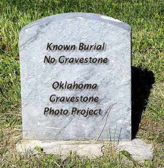 BARGO, POLLY - Okfuskee County, Oklahoma | POLLY BARGO - Oklahoma Gravestone Photos