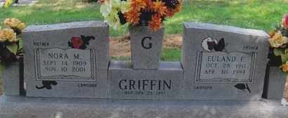 YARBROUGH GRIFFIN, NORA MARIE - Okfuskee County, Oklahoma | NORA MARIE YARBROUGH GRIFFIN - Oklahoma Gravestone Photos