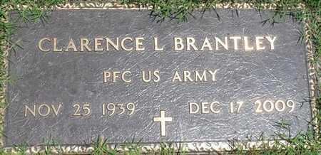 BRANTLEY (VETERAN), CLARENCE L - Osage County, Oklahoma | CLARENCE L BRANTLEY (VETERAN) - Oklahoma Gravestone Photos