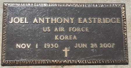 EASTRIDGE (VETERAN KOREA), JOEL ANTHONY - Osage County, Oklahoma | JOEL ANTHONY EASTRIDGE (VETERAN KOREA) - Oklahoma Gravestone Photos