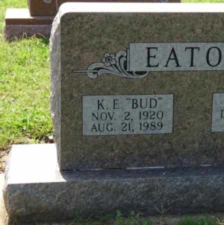 "EATON, KENNETH EDWARD ""BUD"" - Osage County, Oklahoma 