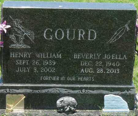 GOURD, BEVELY JOELLA - Osage County, Oklahoma | BEVELY JOELLA GOURD - Oklahoma Gravestone Photos